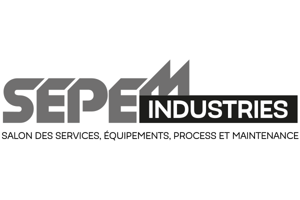 Logo salon SEPEM Industries
